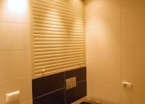 Фото - рольставни для сантехнического шкафа в туалете