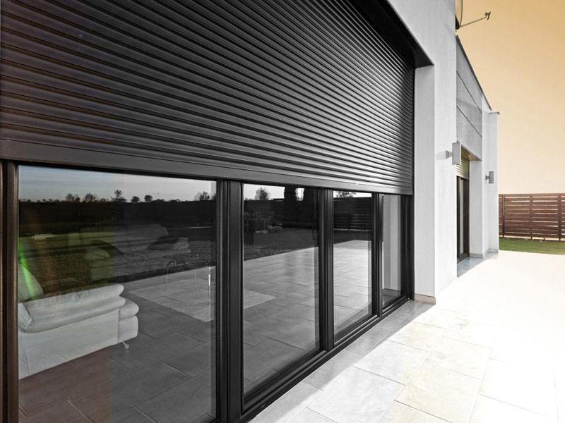 Рольставни на окна от компании DoorHan - Купить рольставни