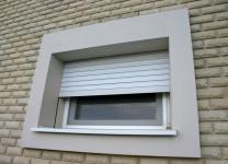 Антивандальные рольставни на окна