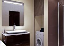 Мебельные сантехнические рольставни