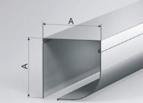 Защитный короб полукруглый, серия SB-P/QRE