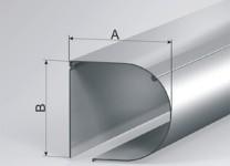 Защитный короб круглый, серия SB-P/RE