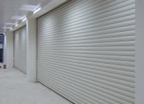 Защитные рольставни для гаража