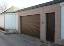 Рулонные ворота для гаража от 15 000 рублей