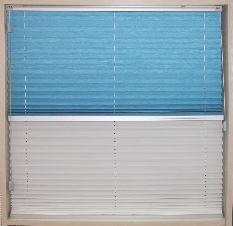 жалюзи на пластиковые окна день ночь