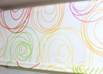 Рулонные шторы MINI - фото
